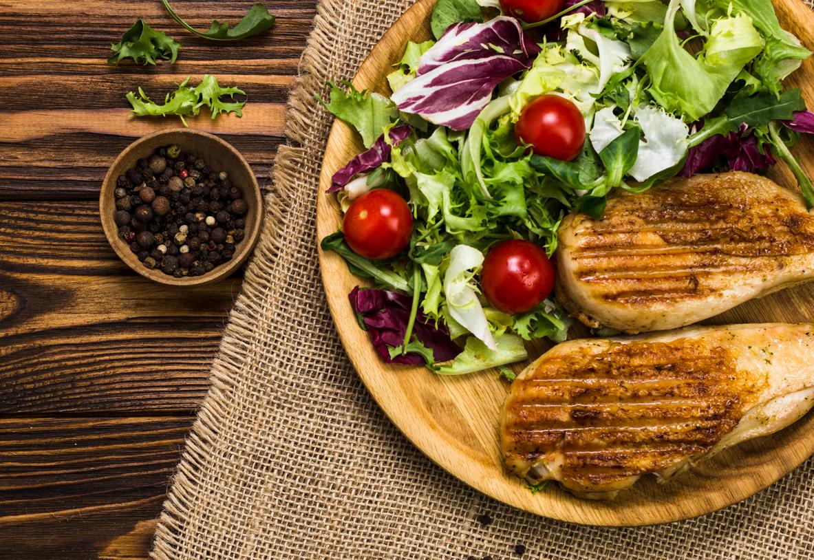Read more about the article 10 Passos para uma alimentação saudável