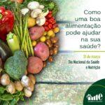 Como uma boa alimentação pode ajudar na sua saúde?