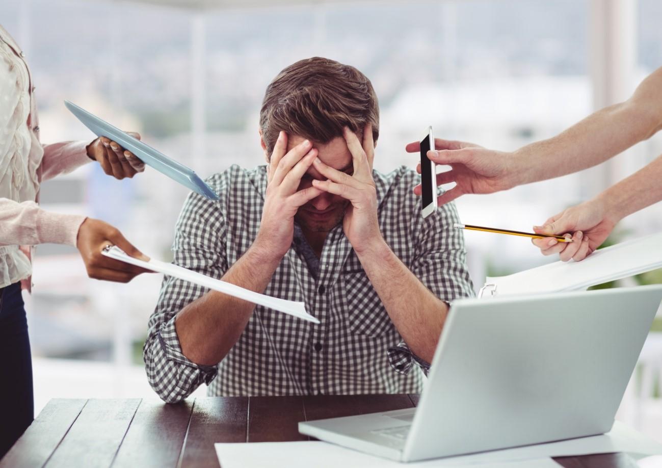 Read more about the article Como aliviar o estresse