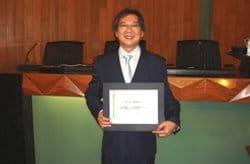 Homenagem Câmara Municipal de Uberlândia - IME - Clínica Cidadã