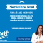 Projetos Sociais - Novembro Azul - IME - Clínica Cidadã