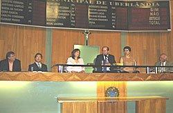 Honra ao Mérito – Câmara Municipal de Uberlândia - IME - Clínica Cidadã