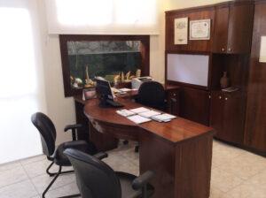 Desk - Office Chair